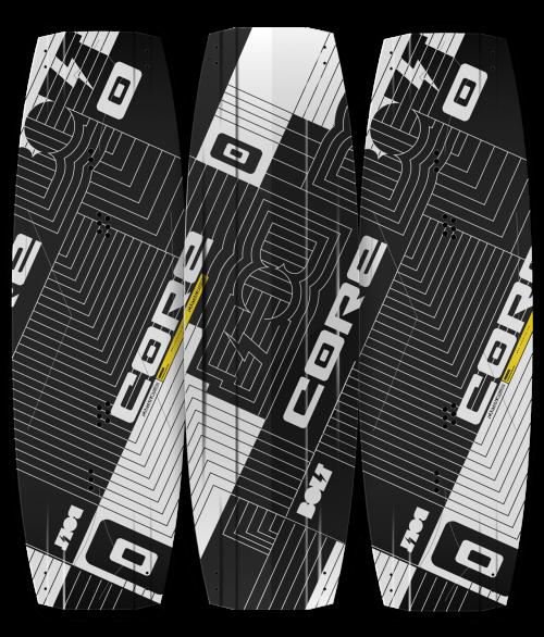 Core Bolt 2<br>Kiteboard