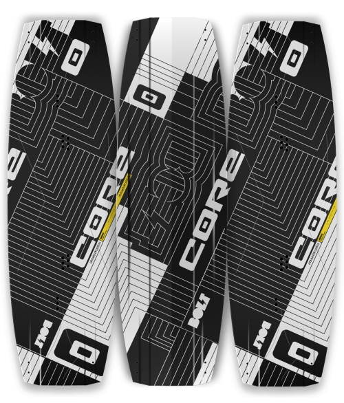 Core Bolt 2<br>Kiteboard