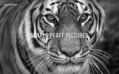 Geschäftsausstattung<br>Gerald Pfaff